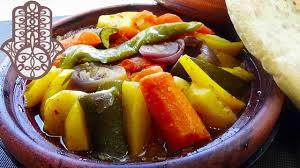 cuisine marocaine tajine agneau tajine d agneau aux légumes d ourika