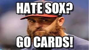 Red Sox Meme - hate sox red sox vs cardinals meme on memegen
