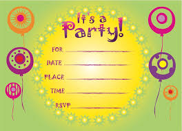 printable birthday invitations 5 coloring