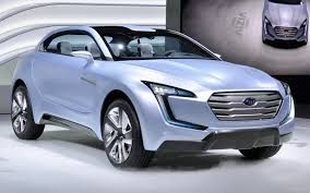 subaru viziv 2016 subaru shows diesel hybrid viziv crossover concept at geneva show