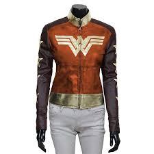 wonder woman jacket 2017 justice league