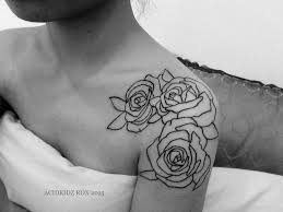 the 25 best rose outline ideas on pinterest simple rose tattoo
