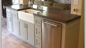 Kitchen Island Sink Ideas Kitchen Island With Sink And Dishwasher Kitchen Sustainablepals