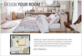 easy room planner design your own room pbteen