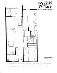 bedroom plans winfield place two bedroom information page