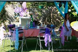 Tea Party Decorations For Adults Children U0027s Tea Party Simply Creative Ways