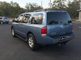 nissan armada flex fuel blue nissan armada in florida for sale used cars on buysellsearch