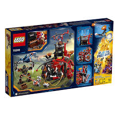 Lego Headquarters Amazon Com Lego Nexoknights Jestro U0027s Evil Mobile 70316 Toys U0026 Games