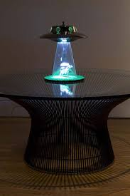 Ufo Upholstery Decoration Alpha Mens Underwear Ufo Cow Abduction Lamp The Alien