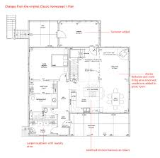 barn home floor plans architecture cool barn house with 2 bedroom open floor plan with