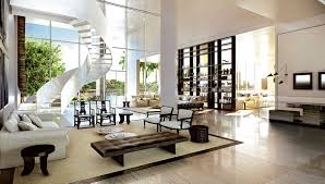 piero lissoni builds an oasis of refined living in bustling miami