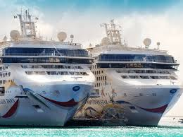 cruise ship the world top 6 largest cruise ships in the world 2017 ranking world s