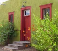 the historic and beautifully restored adobe homes in tucson i