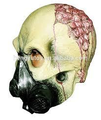 gas mask costume scary mask evil costume skull gas mask