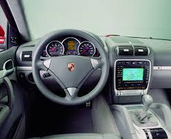 2007 Porsche Cayenne - frankfurt show 2008 porsche cayenne gts