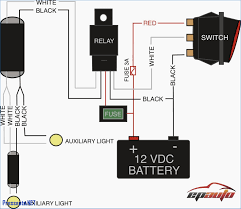 12v relay wiring diagram 5 pin 12 volt headlight relay wiring