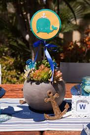 party ahoy its a boy nautical baby shower creative juice