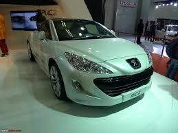 peugeot 1 peugeot including 508 sedan auto expo 2012 team bhp