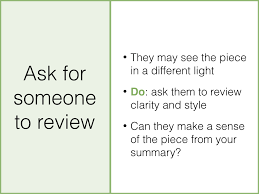how to write a summary of a paper the best way to write a summary wikihow
