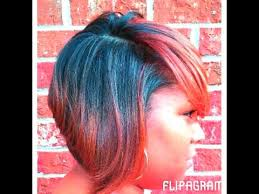 pictures of razor chic hairstyles vibrant bob by razor chic of atlanta youtube