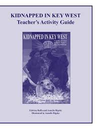 kidnapped in key west teacher u0027s activity guide pineapple press