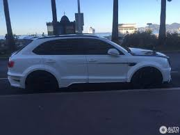 mansory bentley mansory bentley bentayga from saudi arabia the saudi u0026 arab cars