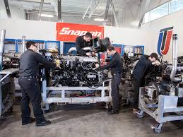 porsche mechanic salary international trucks mechanic training program uti
