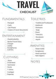 Arkansas traveling checklist images Best 25 checked luggage ideas how to pack luggage jpg