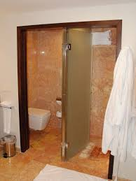 design clean bathroom door design with modern bathroom door with