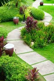 Backyard Pathway Ideas Garden Path Ideas Thriftyfun