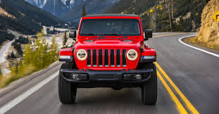 new jeep wrangler 2018 jeep u0027s new 2018 wrangler is exactly what the off roading fans