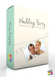 wedding themes for final cut pro x from pixel film studios