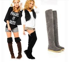 womens boots in fashion winter fashion explosion models boots knee boots knee boots