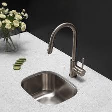 premium kitchen faucets kraus kpf 1622sn premium kitchen faucet satin nickel pullout spray