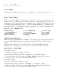 food service resume food service resume template server resume resume exles serving