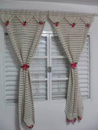 Crochet Curtain Designs Crochet Curtain Decorations Edwardtexdotcom