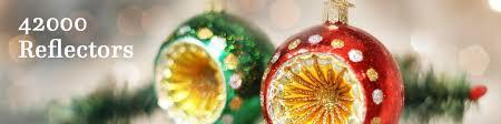 reflector ornaments world