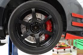 Nissan Gtr Upgrades - agency power 400x34mm front brake rotor upgrade nissan gt r