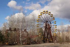 abandoned amusement park viewing the wreckage of chernobyl 31 years later the temple news