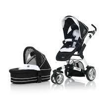 abc design kombikinderwagen 3 tec abc 3 tec kombi kinderwagen schwarz weiß de baby