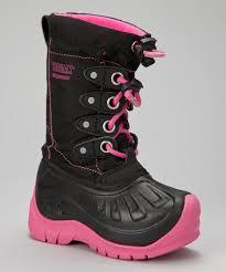 zulily s boots kodiak black pink glo cali boot zulily