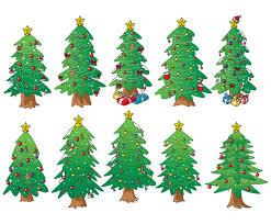 free cartoon christmas tree icons vector art u0026 graphics