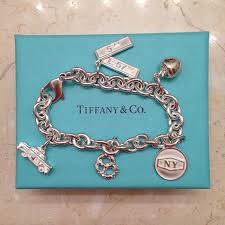 bracelet charms tiffany images Tiffany co sold limited edition tiffany nyc charm jpg