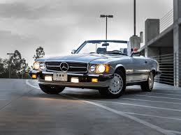 mercedes newport 560 sl in newport california 1987 560 sl