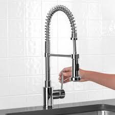 Professional Kitchen Faucet Home 16 Blanco Meridian Semi Pro Kitchen Faucet Faucets Amp Pot
