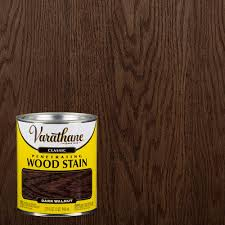 how to stain finished cabinets darker varathane 1 qt walnut classic wood interior stain