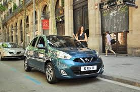 nissan micra super turbo 2015 nissan micra pricing and specifications photos 1 of 13