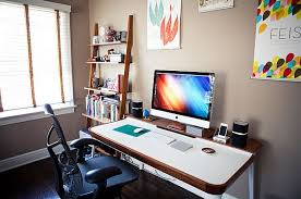 minimalist office desk modern minimalist home office desk amalgamates ergonomic design
