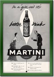 retro martini 1954 sweet martini vintage magazine advert retrofair