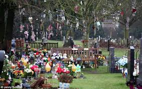 Homemade Grave Decorations Essex Council Bans Ornaments From Cemeteries U0027poundland U0027 Graves